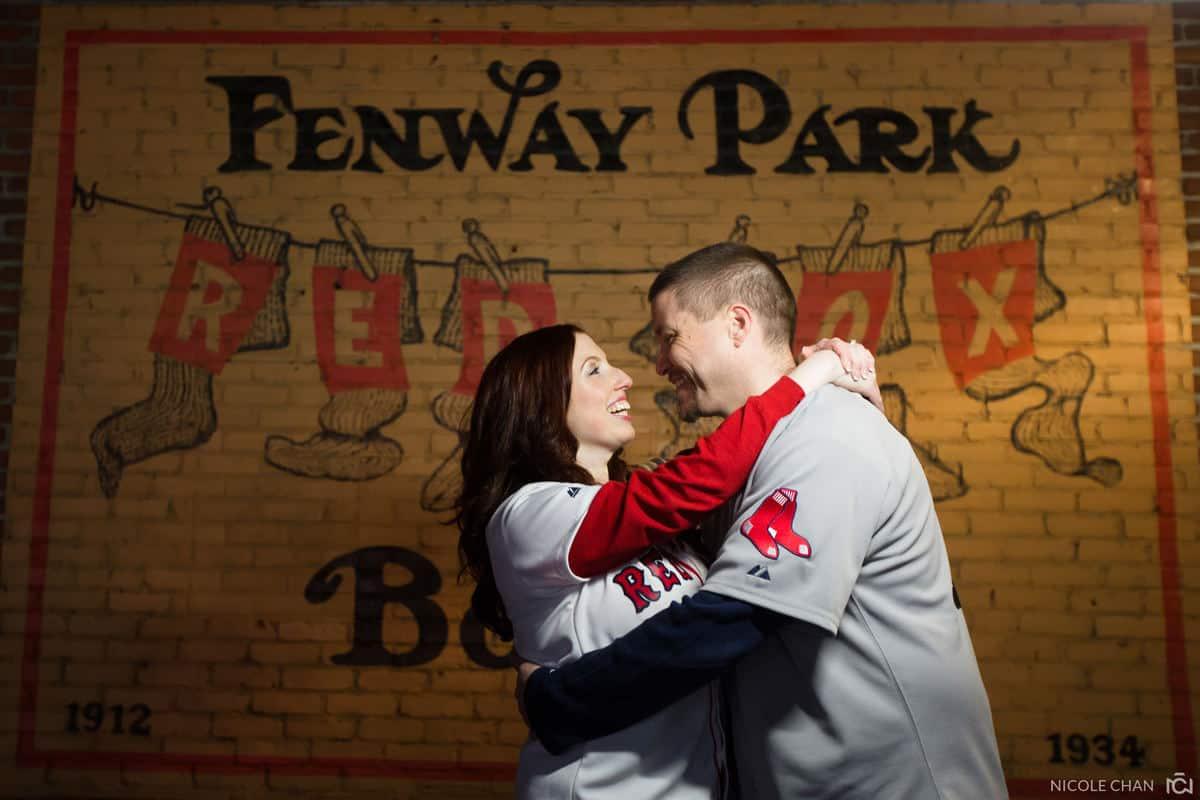 Megan-Rob-057-fenway-park-engagement-boston-massachusetts-nicole-chan-photography