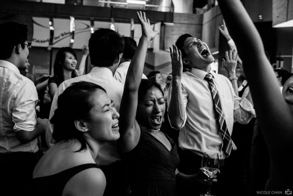 MOS Skyline Room wedding