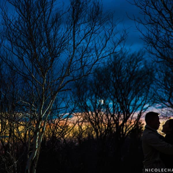 Halibut Point State Park Engagement photos in Rockport, Massachusetts