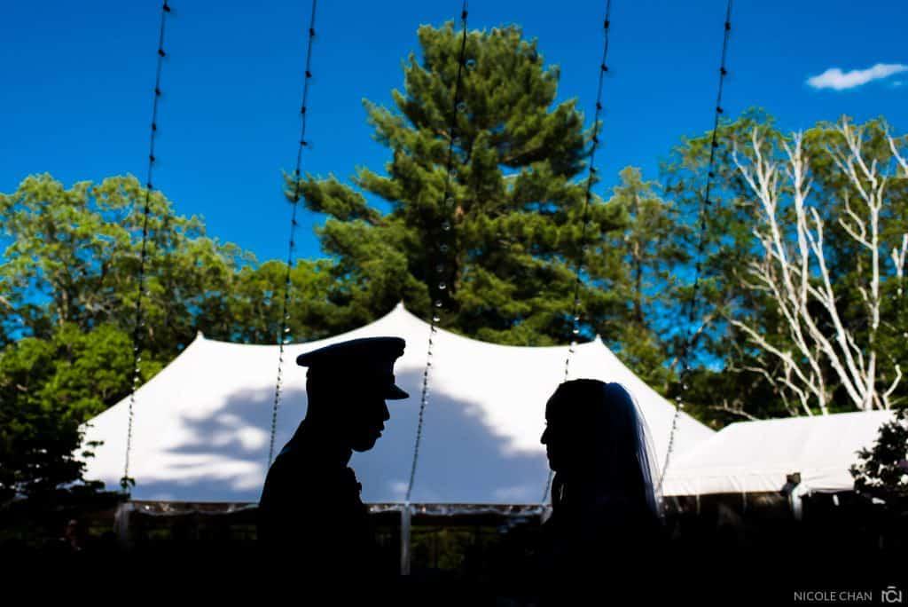 Willowdale Estate wedding photos in Topsfield, MA