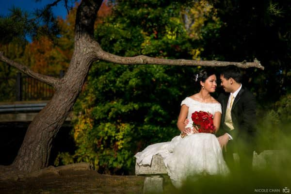 Traditional Laotian wedding photos at the Rhodes on the Pawtuxet in Pawtuxet, Rhode Island