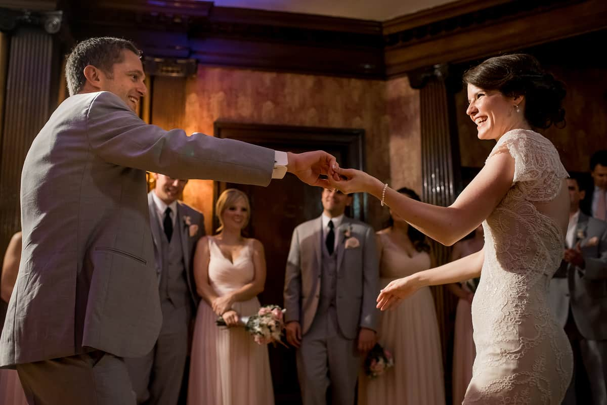 Endicott Estate wedding photography