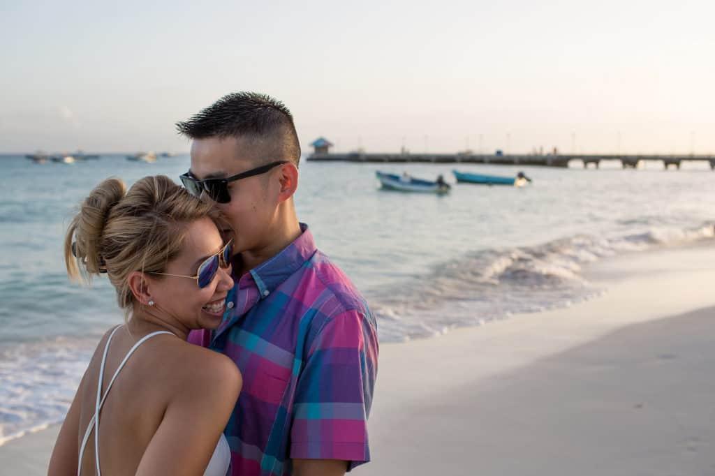 Barbados destination wedding photos at Turtle Beach Resort