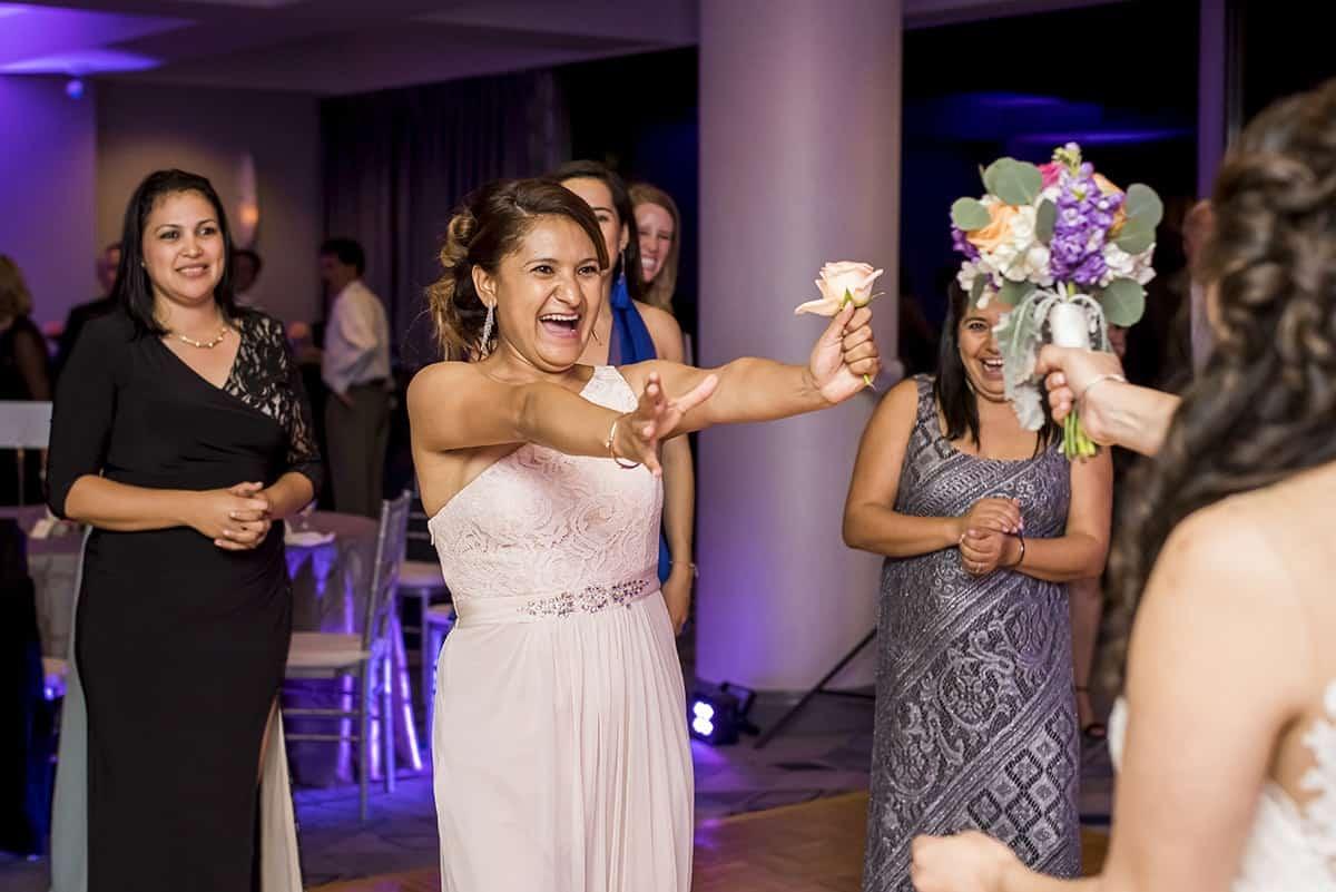 Royal Sonesta Wedding in Cambridge, MA by Boston wedding photographer Nicole Chan Photography