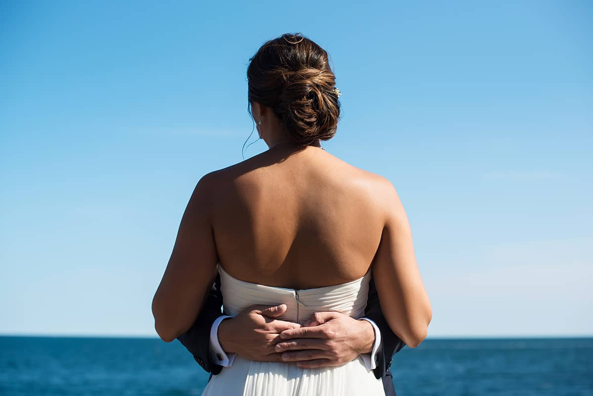 Cliff House Wedding Photography - Nicole Chan Photography
