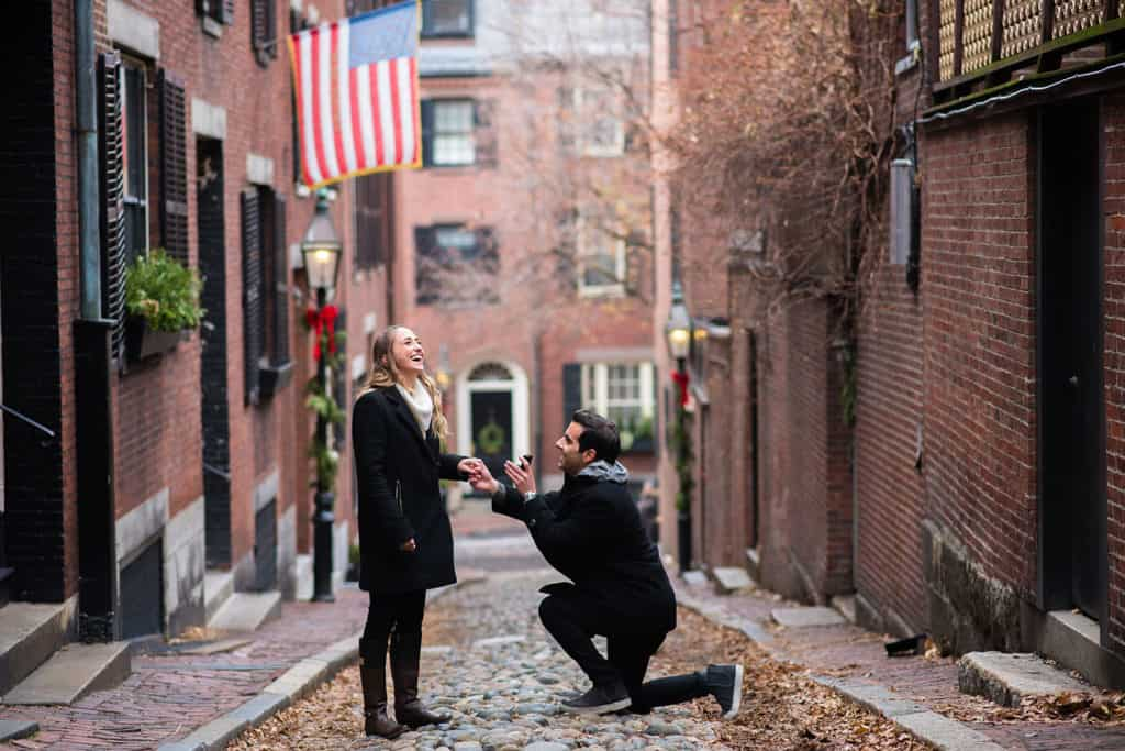 Boston proposal photography - Nicole Chan Photography - Boston Common and Boston Public Garden Proposal