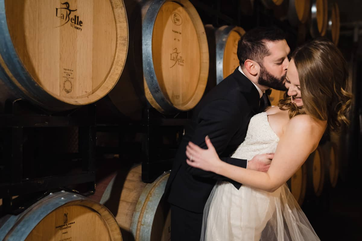 LaBelle Winery Wedding in Amherst, NH by Nicole Chan Photography