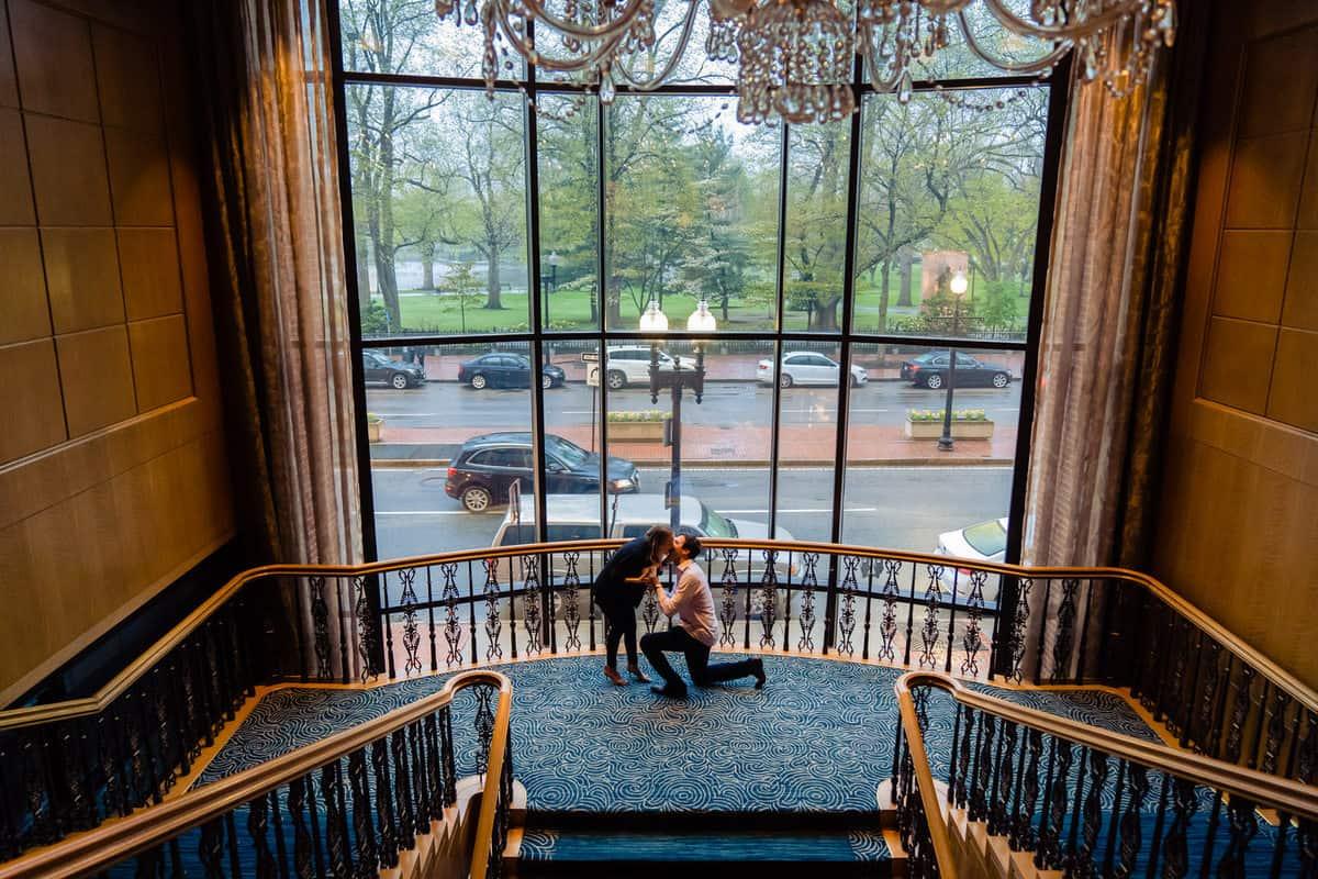 Boston Four Seasons Hotel Wedding Photos by Boston Wedding Photographer Nicole Chan Photography