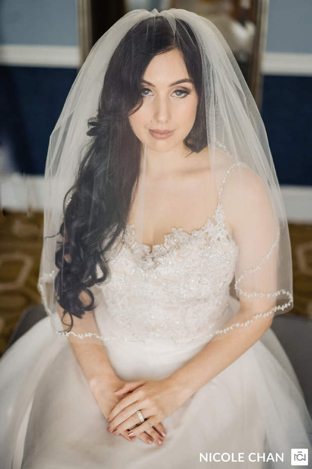 Saint Catherine Greek Orthodox Church wedding by Nicole Chan Photography