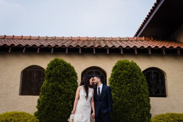 The Villa at Ridder Country Club Outdoor and Tent Wedding by Boston Wedding Photographer Nicole Chan Photography