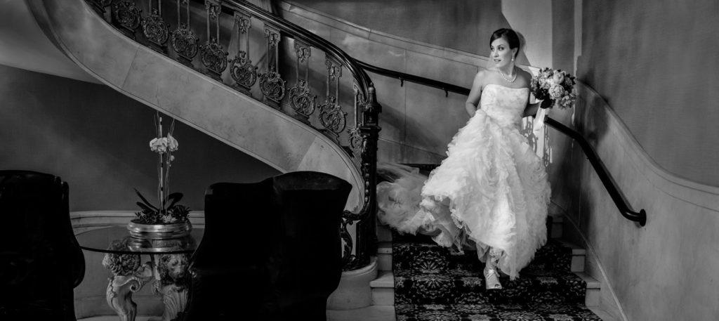 Boston Wedding Photographer Nicole Chan at Fairmont Copley