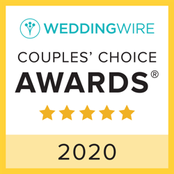 Wedding Wire Award for Boston Wedding Photo and Video package Nicole Chan Photography